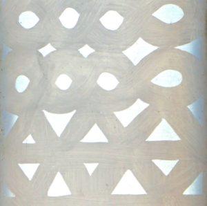 l'opalescence en vitrail